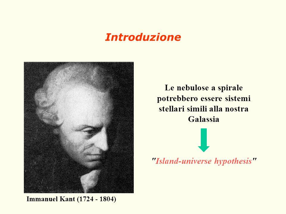 Island-universe hypothesis