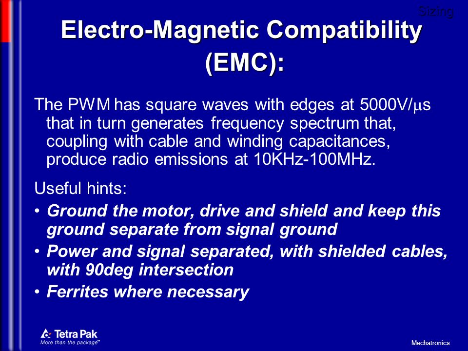 Electro-Magnetic Compatibility