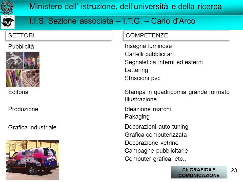 C5 GRAFICA E COMUNICAZIONE