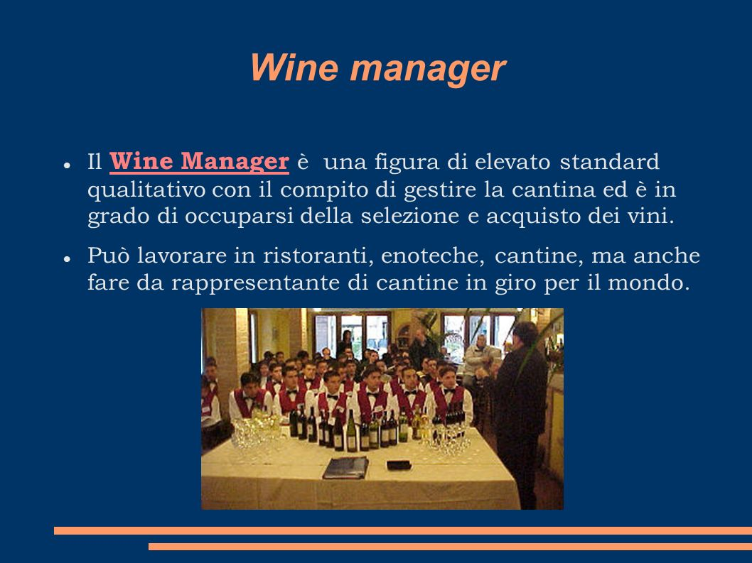 Wine manager