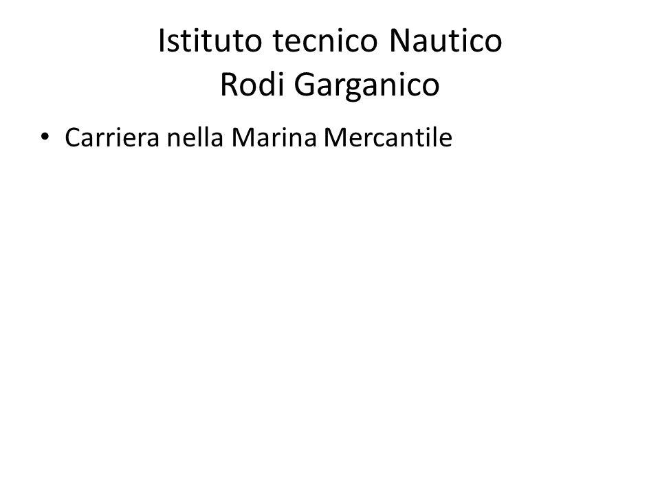 Istituto tecnico Nautico Rodi Garganico