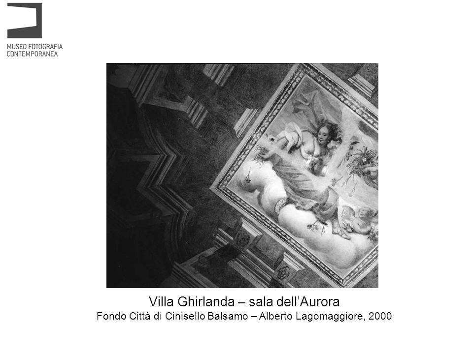 Villa Ghirlanda – sala dell'Aurora Fondo Città di Cinisello Balsamo – Alberto Lagomaggiore, 2000