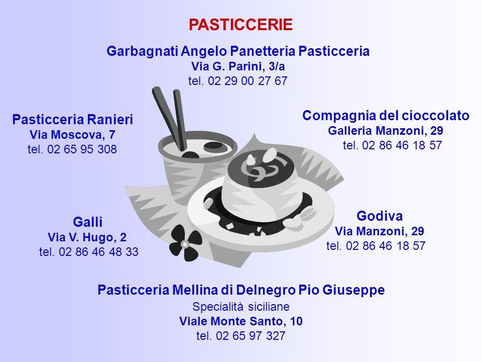 Pasticceria Mellina di Delnegro Pio Giuseppe