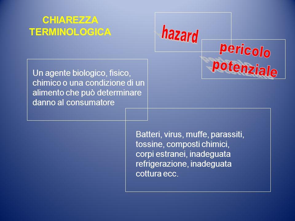 CHIAREZZA TERMINOLOGICA