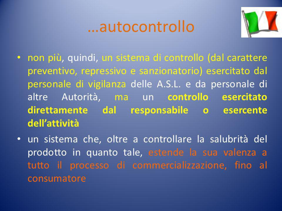…autocontrollo
