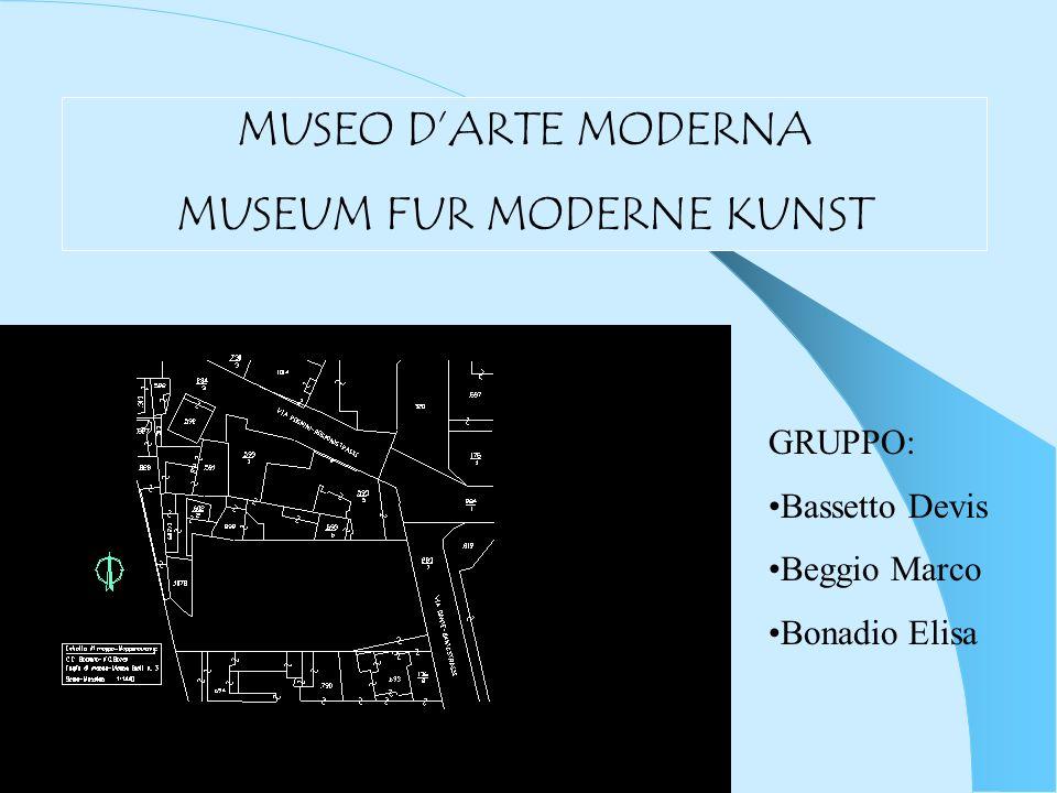 MUSEUM FUR MODERNE KUNST