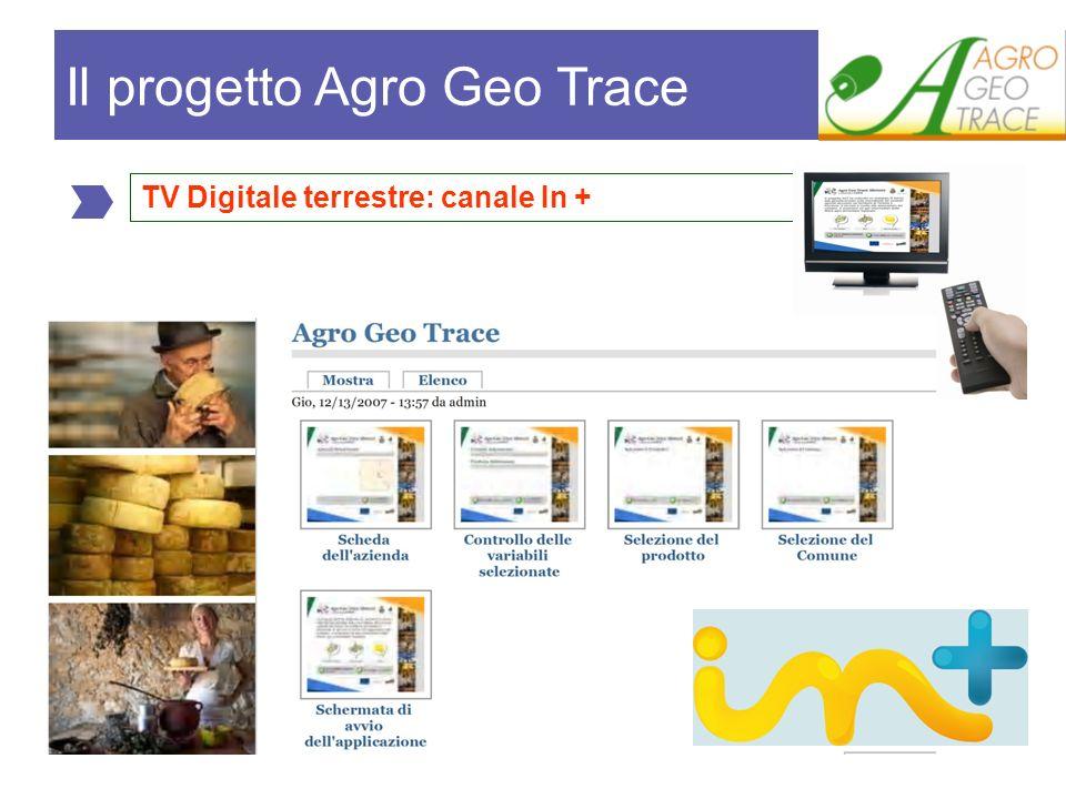 Il progetto Agro Geo Trace