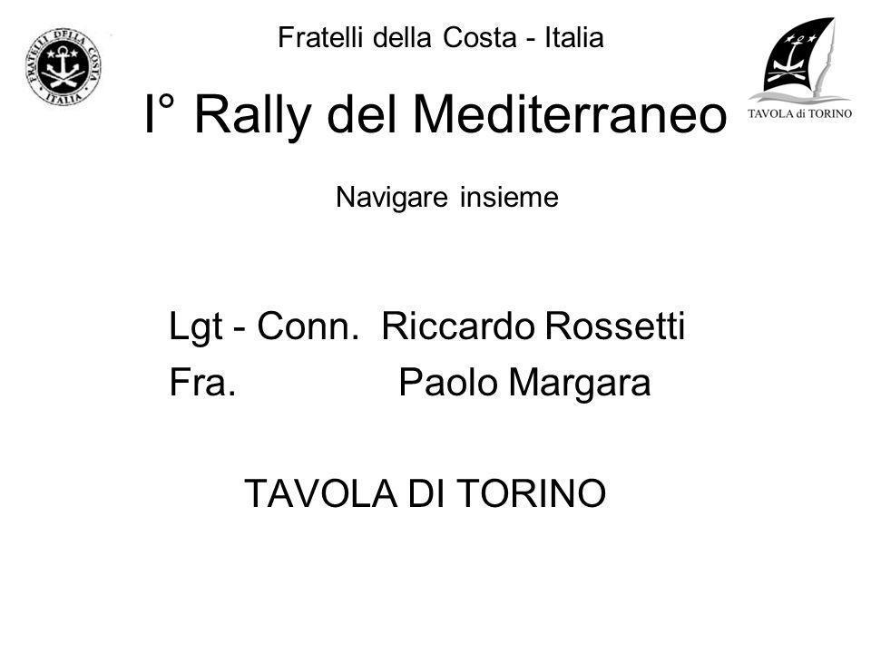 I° Rally del Mediterraneo