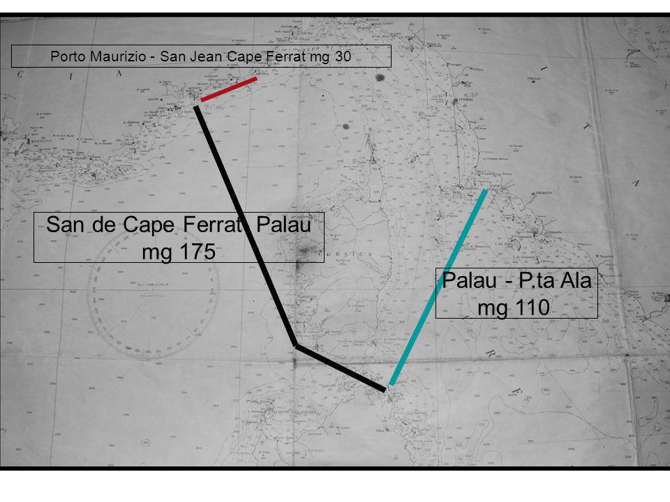 San de Cape Ferrat- Palau mg 175