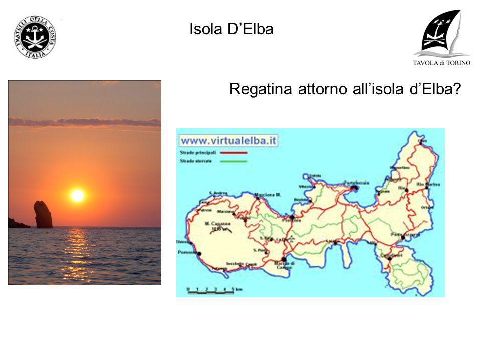 Isola D'Elba Regatina attorno all'isola d'Elba