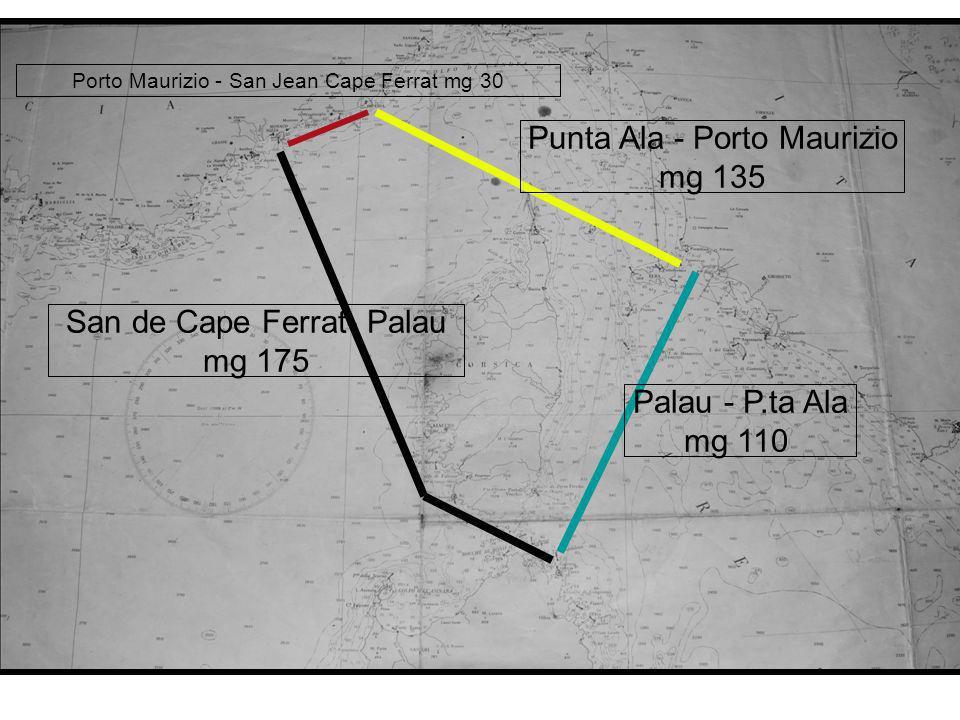 Punta Ala - Porto Maurizio mg 135