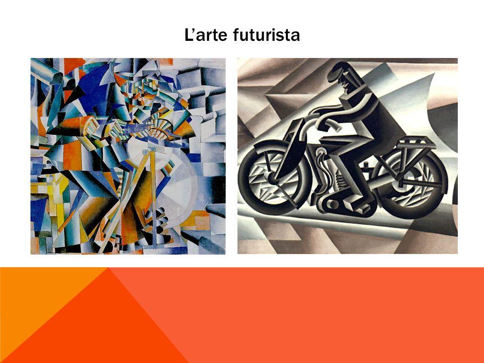 L'arte futurista