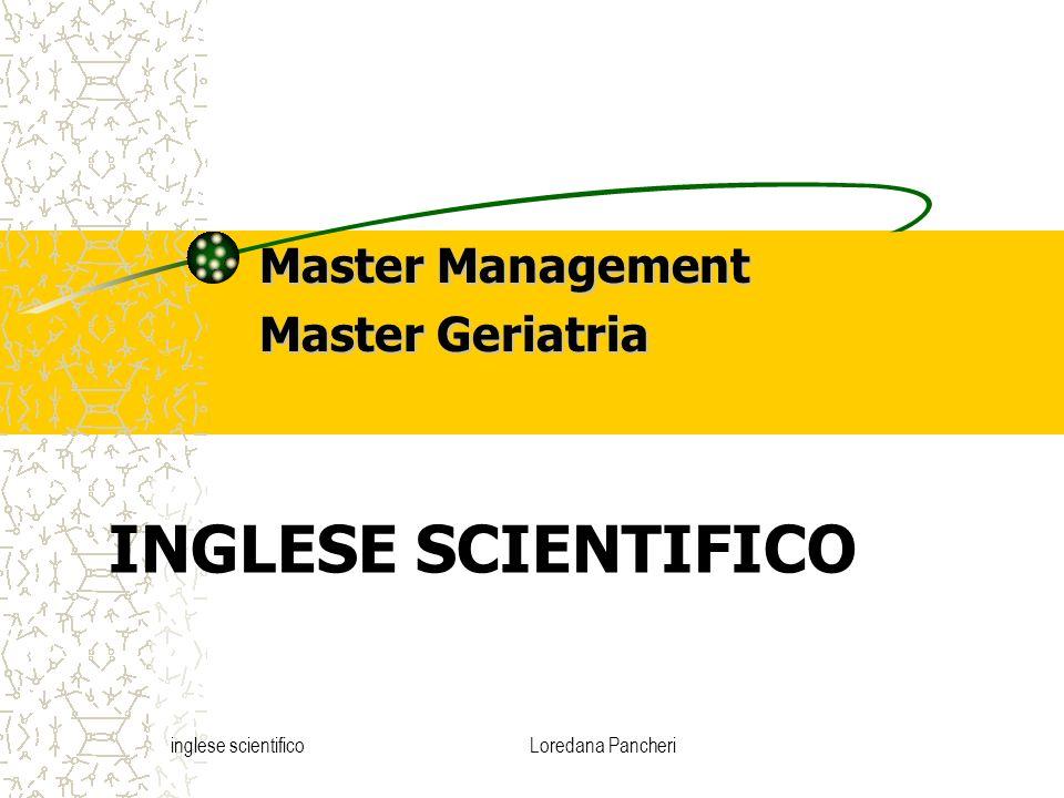 Master Management Master Geriatria