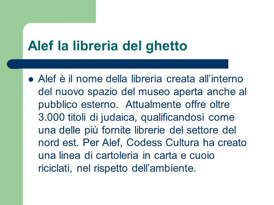 Alef la libreria del ghetto