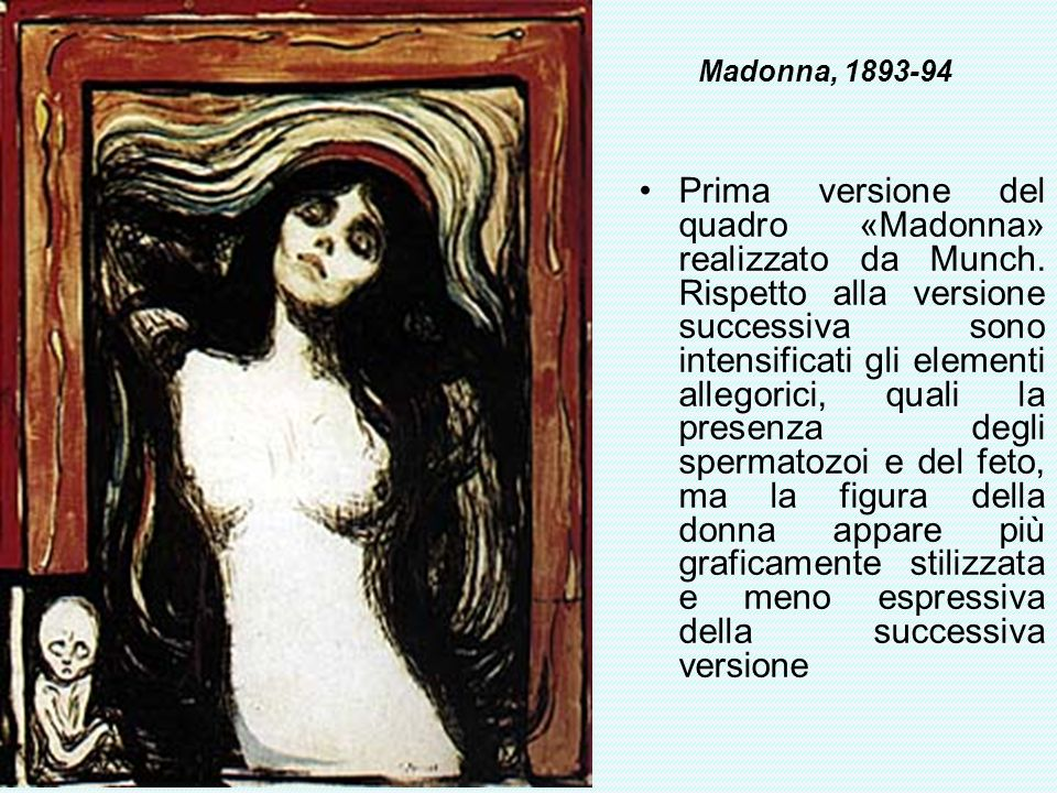 Madonna, 1893-94