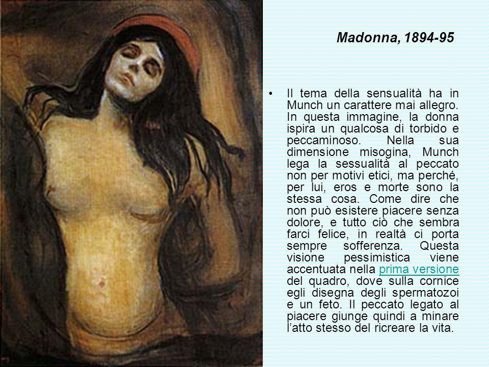 Madonna, 1894-95
