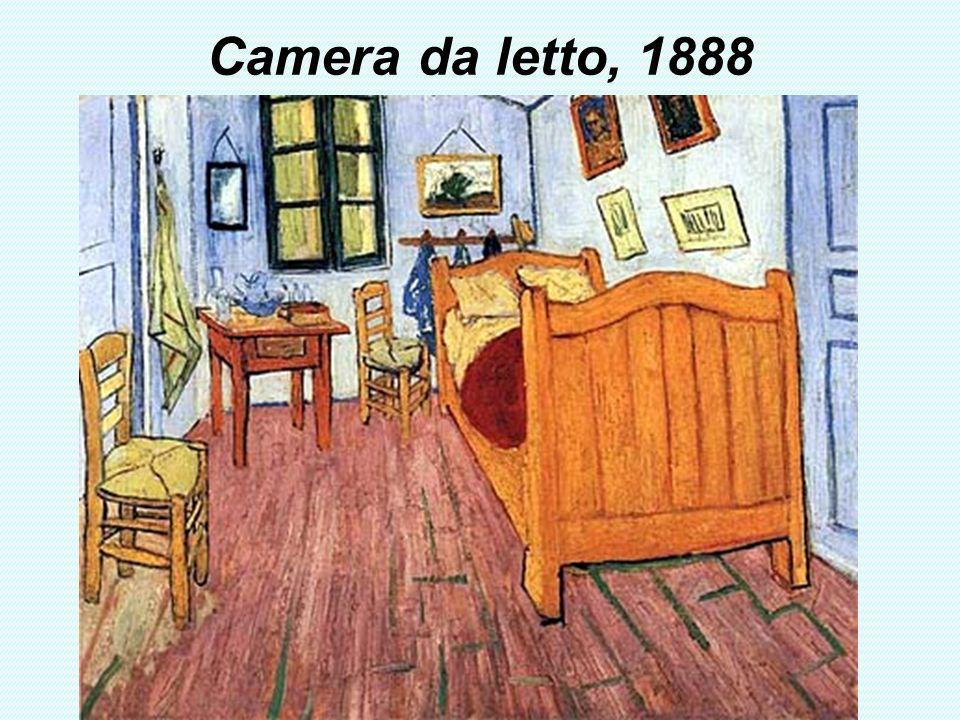 Camera da letto, 1888