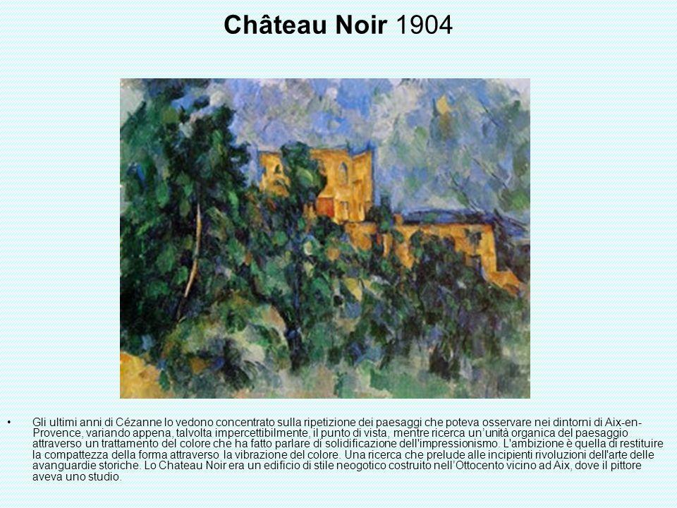 Château Noir 1904