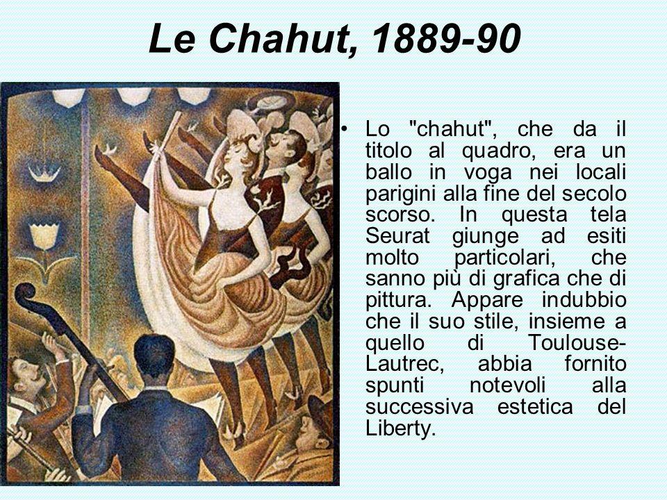 Le Chahut, 1889-90