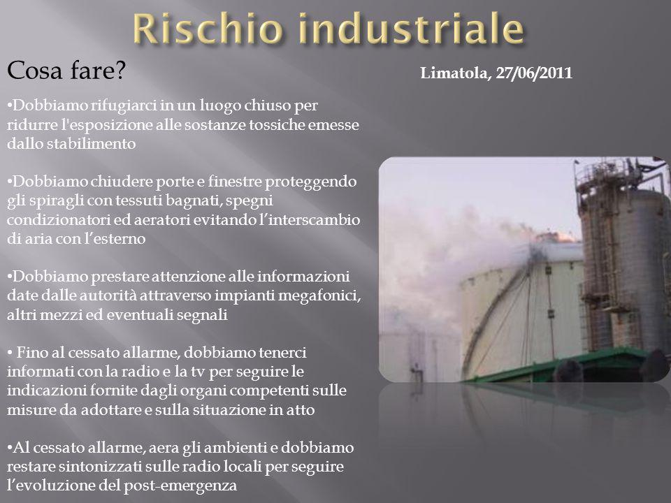 Cosa fare Limatola, 27/06/2011