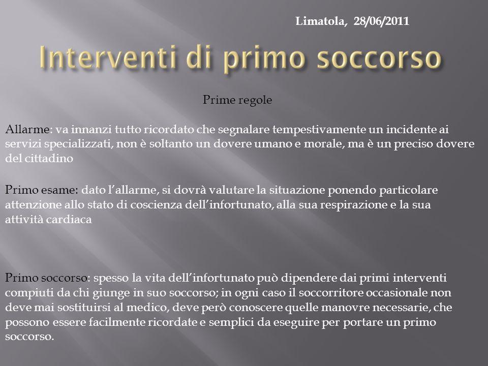 Limatola, 28/06/2011