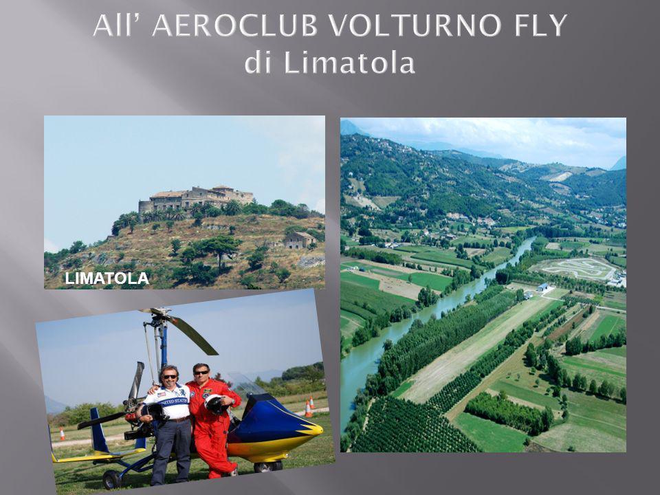 All' AEROCLUB VOLTURNO FLY di Limatola