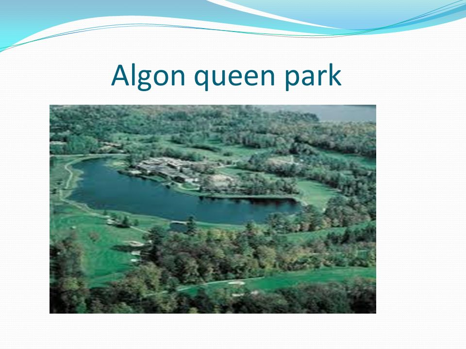 Algon queen park