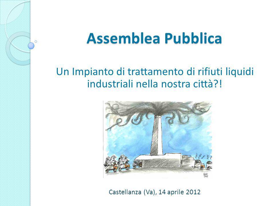Castellanza (Va), 14 aprile 2012