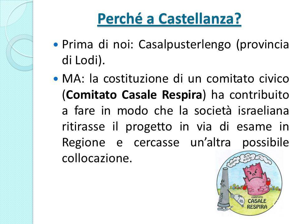 Perché a Castellanza Prima di noi: Casalpusterlengo (provincia di Lodi).