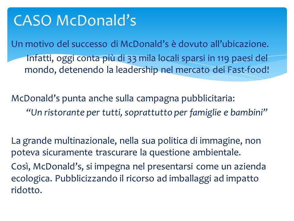 CASO McDonald's