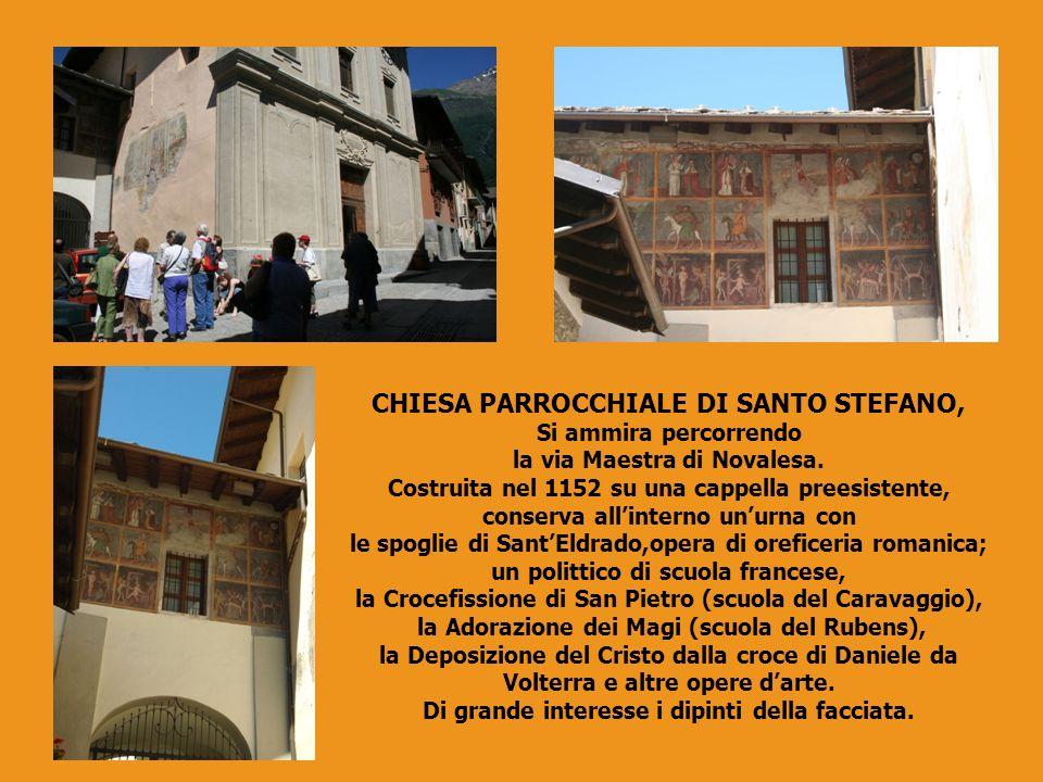 CHIESA PARROCCHIALE DI SANTO STEFANO,