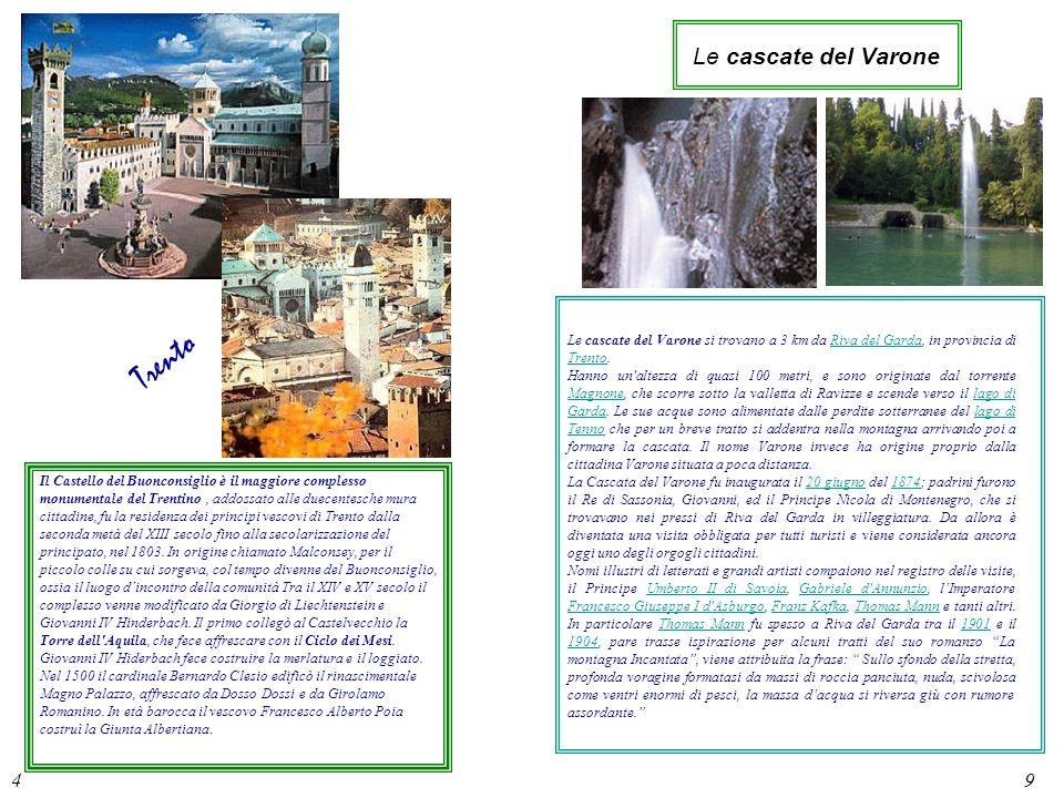 Trento Le cascate del Varone 4 9