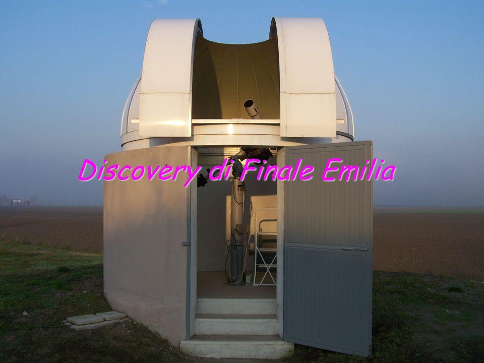 Discovery di Finale Emilia