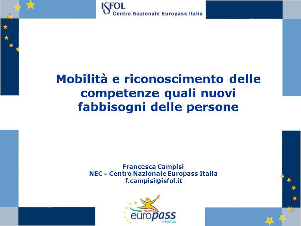 NEC - Centro Nazionale Europass Italia