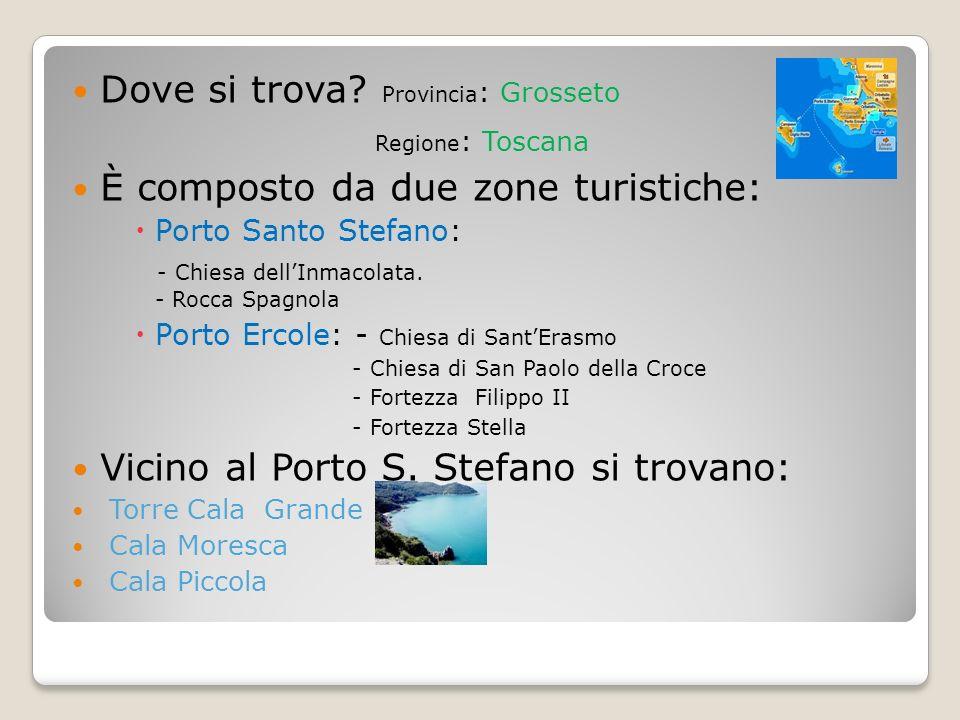 Dove si trova Provincia: Grosseto Regione: Toscana