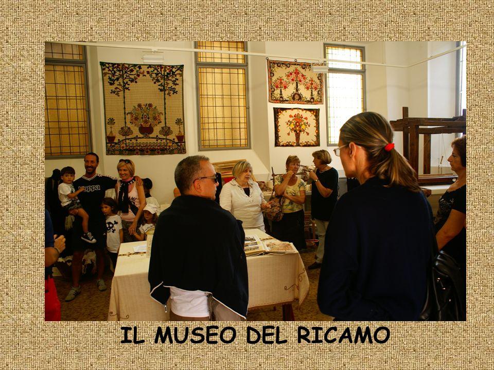 IL MUSEO DEL RICAMO