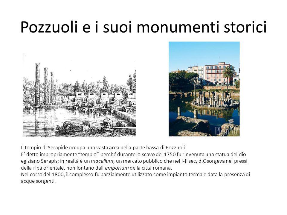 Pozzuoli e i suoi monumenti storici