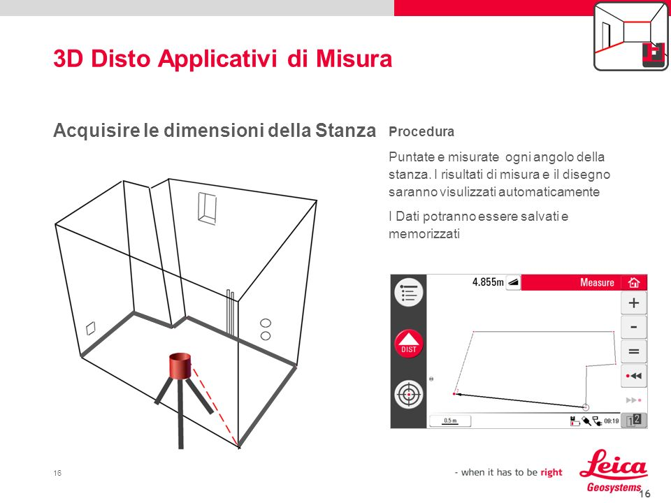 3D Disto Applicativi di Misura