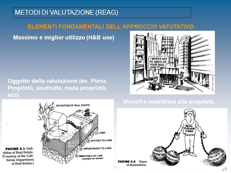 ELEMENTI FONDAMENTALI DELL'APPROCCIO VATUTATIVO
