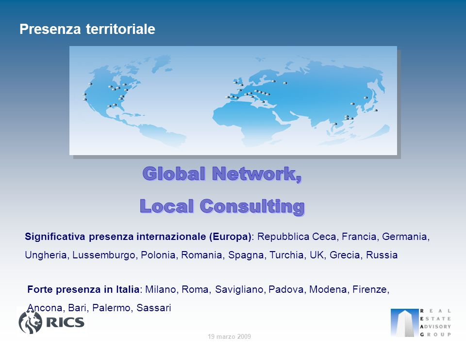 Global Network, Local Consulting