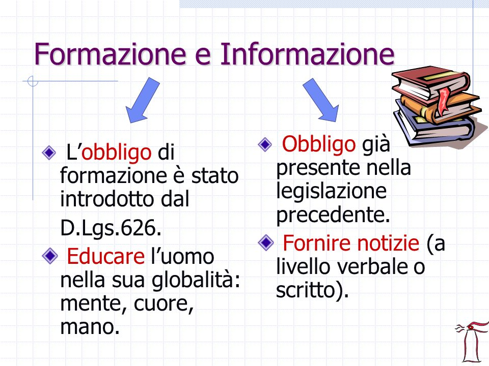 Formazione e Informazione