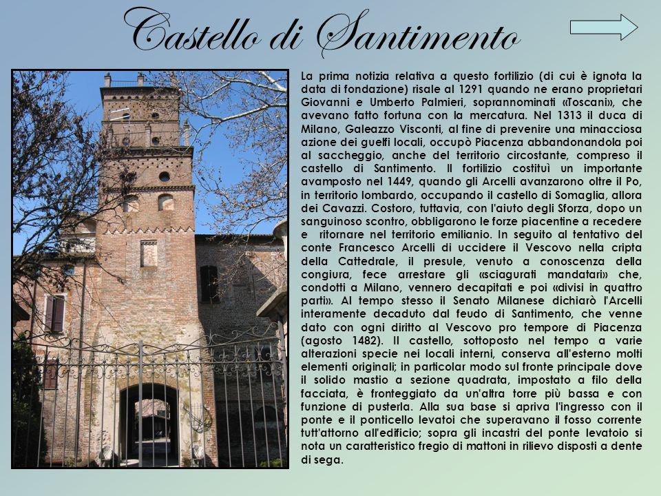Castello di Santimento