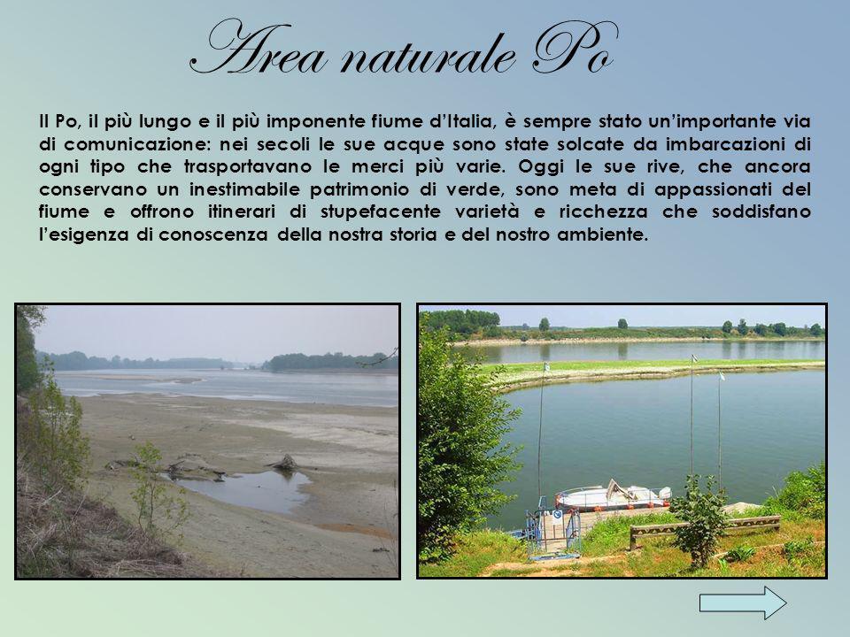 Area naturale Po