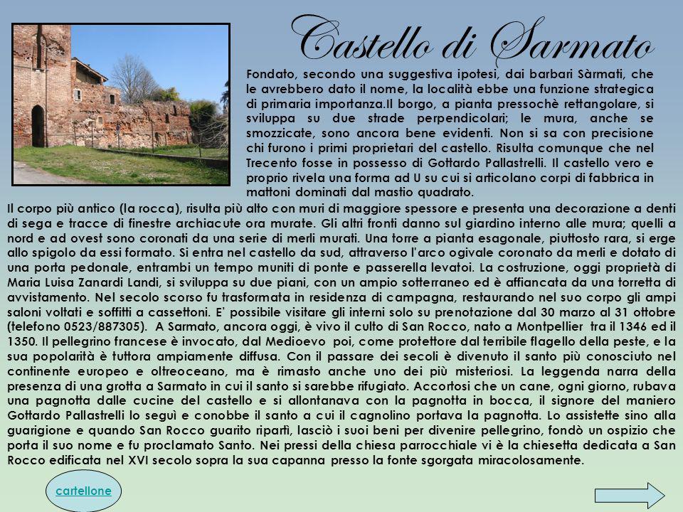 Castello di Sarmato