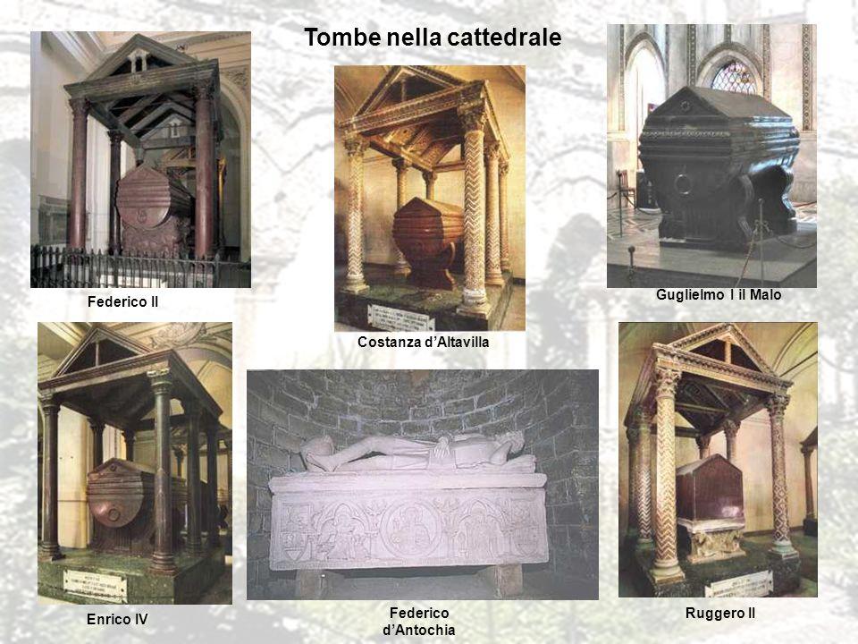 Tombe nella cattedrale