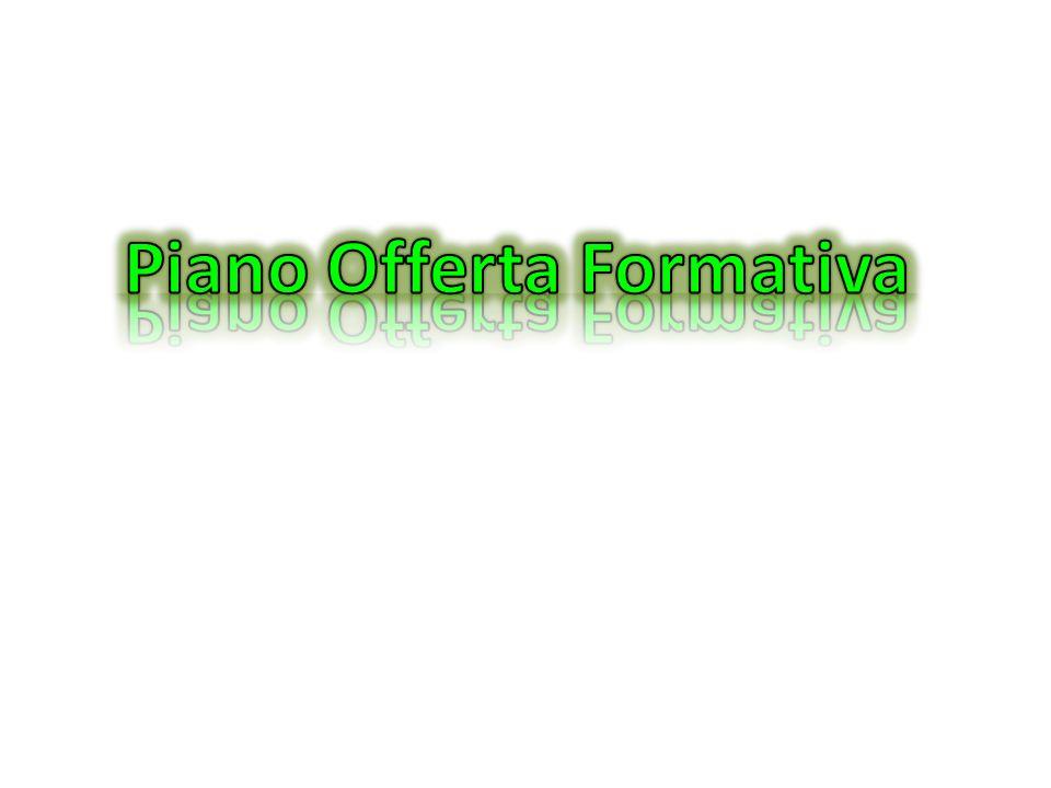 Piano Offerta Formativa