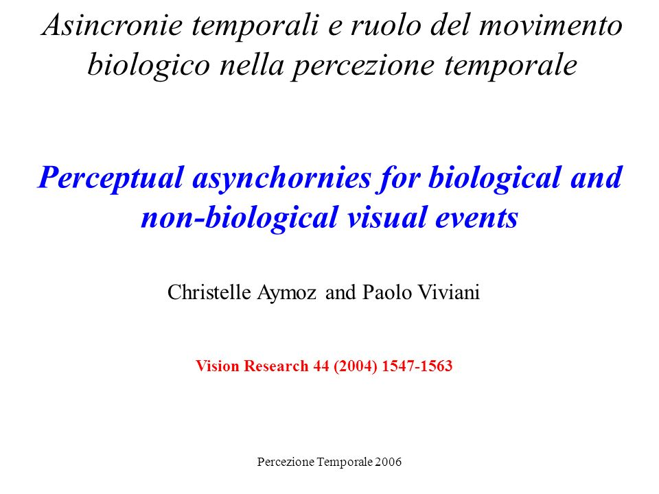 Christelle Aymoz and Paolo Viviani