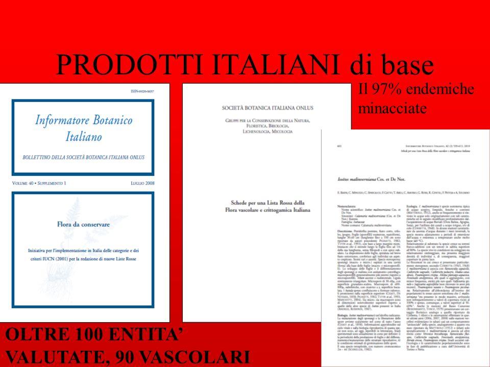 PRODOTTI ITALIANI di base