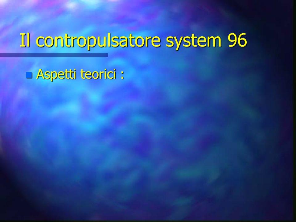 Il contropulsatore system 96