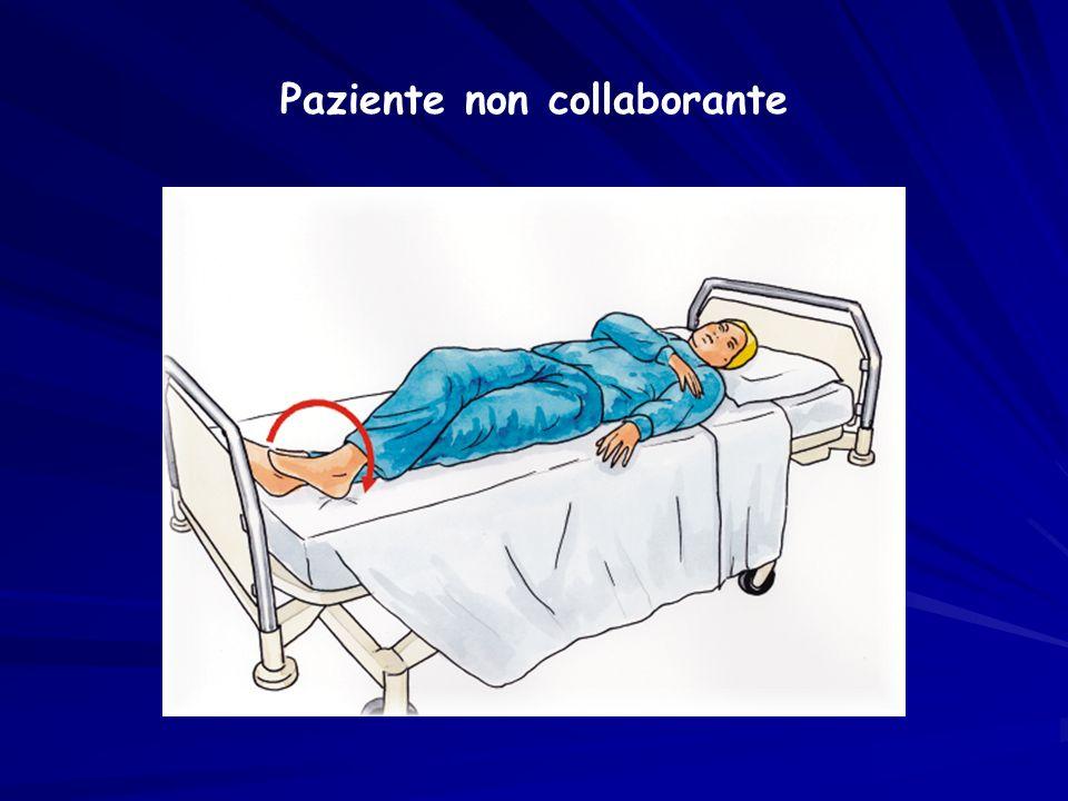 Paziente non collaborante